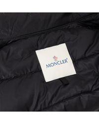 Moncler Black Classic Anorak