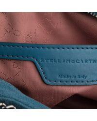 Stella McCartney Blue Falabella Cross Body Tashe