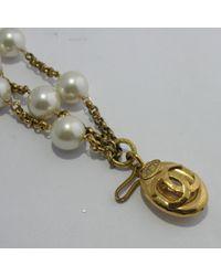Chanel Metallic Armbänder