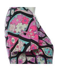 Emilio Pucci Pink Mini Dress