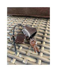 Hermès Brown Birkin 25 Echse Handtaschen