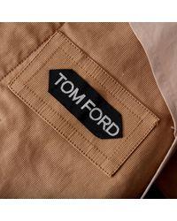 Chaqueta Tom Ford de hombre de color Natural