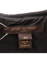 Camiseta de Lana Louis Vuitton de color Black