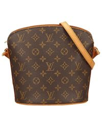 Bolso de Lona Louis Vuitton de color Brown