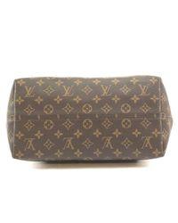 Bolso Iéna de Lona Louis Vuitton de color Brown