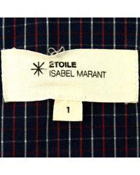 Étoile Isabel Marant \n Blue Cotton Top