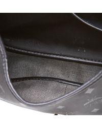 Bolso de Lona MCM de color Black