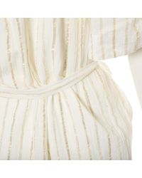 Étoile Isabel Marant Natural Mid-length Dress