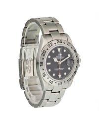 Rolex Explorer Ii 42mm Uhren in Metallic für Herren