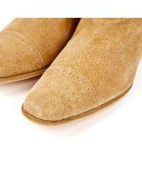Hermès Brown Stiefel