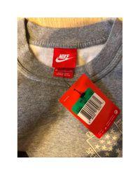 Nike Sweatshirt in Gray für Herren