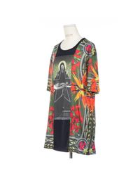 Camisa en algodón multicolor Givenchy