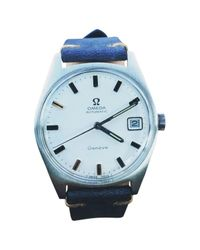 Omega Blue Other Steel for men
