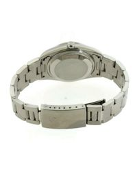 Rolex Oyster Perpetual 36mm Uhren in Blue für Herren