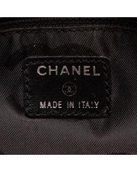 Marroquinería Chanel de color Black