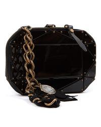 Lanvin Black Clutches
