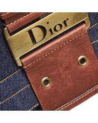 Bandolera Dior de color Blue