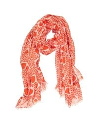 Stella McCartney Red Pre-owned Scarf