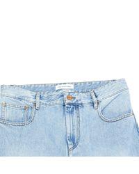 Étoile Isabel Marant \n Blue Cotton Jeans