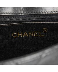Borsa a mano in pelle nero \N di Chanel in Black