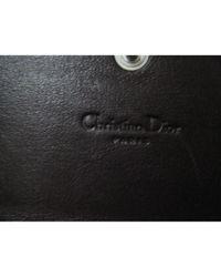 Dior Multicolor Lackleder Portemonnaies