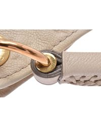 Louis Vuitton Natural Artsy Leder Handtaschen
