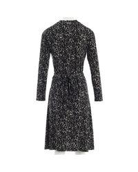 Robe \N en Polyester Noir Michael Kors en coloris Black