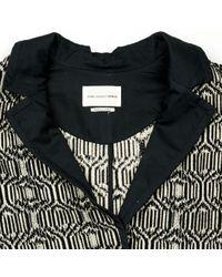 Étoile Isabel Marant Black Cotton Coat