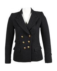 Isabel Marant Gray Grey Wool Jacket