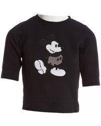 Marc Jacobs Black Sweatshirt