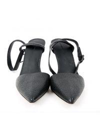 Alexander Wang Black Pre-owned Leather Heels