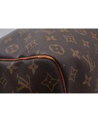 Louis Vuitton Multicolor Keepall Leinen 24 Std/ Tasche