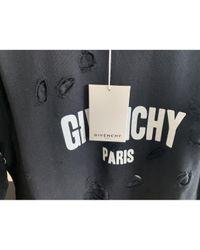 Pull.Gilets en Coton Noir Givenchy en coloris Multicolor