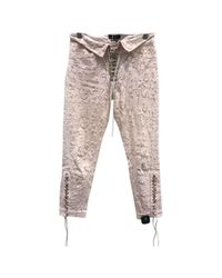 Isabel Marant - Pink Pre-owned Short Pants - Lyst