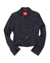 Vivienne Westwood Blue Kurze Jacke
