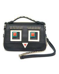 Fendi Black Leder Handtaschen