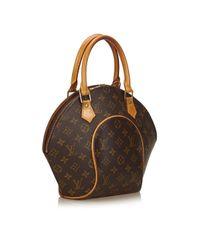 Borse a mano Ellipse Marrone di Louis Vuitton in Brown