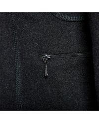 Miu Miu Gray Grey Wool Jacket