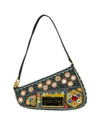 Dior - Multicolor Pre-owned Multicolour Cotton Handbag - Lyst