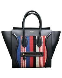 Céline Multicolor Pre-owned Luggage Leather Handbag