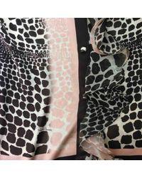 Roberto Cavalli Multicolor \n Other Silk Top