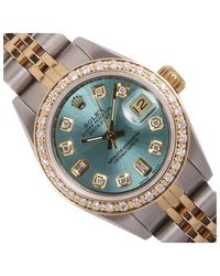 Rolex Multicolor Lady Datejust 26mm Uhren