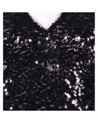 Sonia Rykiel Black Polyester Top