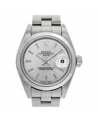 Rolex Metallic Lady Oyster Perpetual 26mm Uhren