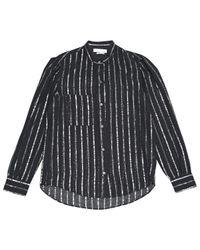 Étoile Isabel Marant Black Cotton Top
