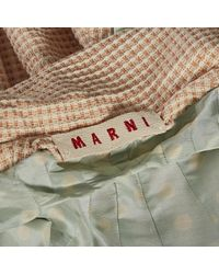 Marni Natural Other Cotton Coats