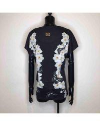 Philipp Plein Black T-shirt
