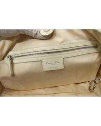 Dior Multicolor Panarea Leinen Handtaschen