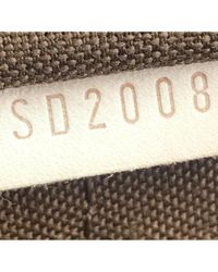 Borse a mano Montorgueil Marrone di Louis Vuitton in Brown