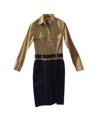 Jean Paul Gaultier Multicolor Vintage Other Cotton Dress